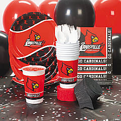 NCAA™ Louisville Cardinals® Party Supplies