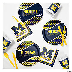 NCAA™ Michigan Wolverines® Party Supplies