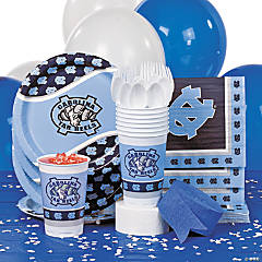 NCAA™ North Carolina Tar Heels® Party Supplies