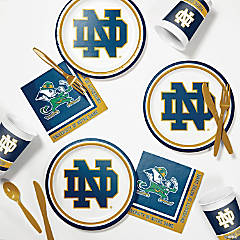 NCAA™ Notre Dame Fighting Irish® Party Supplies