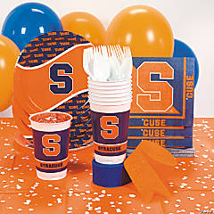 NCAA™ Syracuse Orange® Party Supplies