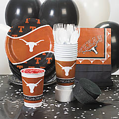 NCAA™ Texas Longhorns® Party Supplies