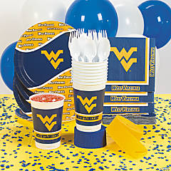 NCAA™ West Virginia Mountaineers® Party Supplies