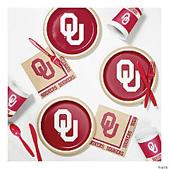 NCAA™ Oklahoma Sooners® Party Supplies