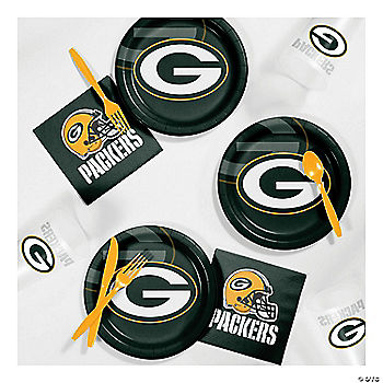 NFL® Green Bay Packers™ Deluxe Party Pack