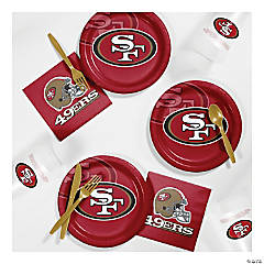 NFL® San Francisco 49ers™ Party Supplies