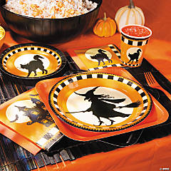 Halloween Silhouette Party Supplies
