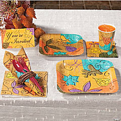 Autumn Leaves Party Supplies