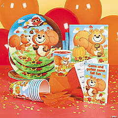 Fall Critters Party Supplies