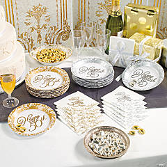 Milestone Anniversary Party Supplies