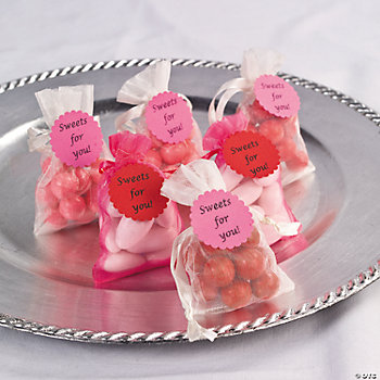 Sweets For You Organza Bags