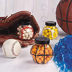 Sport Ball Containers Idea