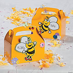 Bumble Bee Treat Box Idea