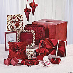 Red on Red Wedding Collection
