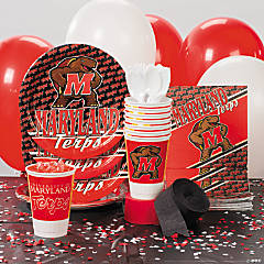 NCAA™ University Of Maryland Party Supplies