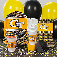 NCAA™ Georgia Tech Yellow Jackets Party Supplies