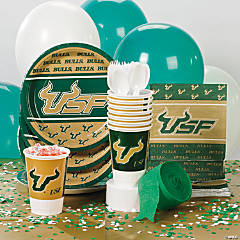 NCAA™ South Florida Bulls Party Supplies