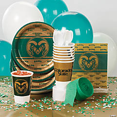 NCAA™ Colorado State Rams Party Supplies