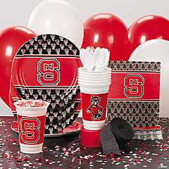 NCAA™ North Carolina State Wolfpack Party Supplies