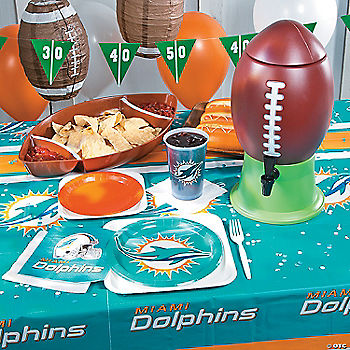 NFL® Miami Dolphins Basic Party Pack