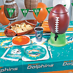 NFL® Miami Dolphins™ Party Supplies