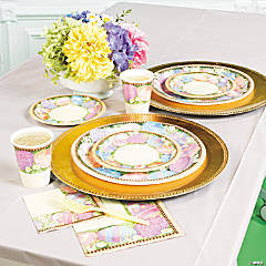 Easter Elegance Party Supplies