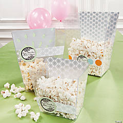 Personalized Candy Buckets Idea