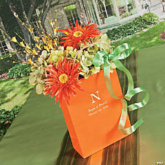 Gift Bag Centerpiece