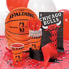 NBA® Chicago Bulls™ Party Supplies