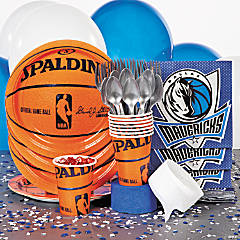 NBA® Dallas Mavericks™ Party Supplies