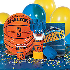 NBA® Denver Nuggets™ Party Supplies