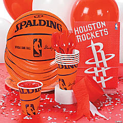 NBA® Houston Rockets™ Party Supplies