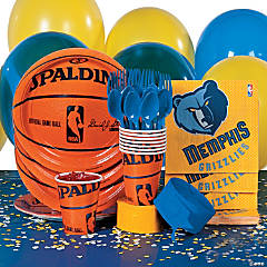 NBA® Memphis Grizzlies™ Party Supplies