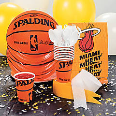 NBA® Miami Heat™ Party Supplies