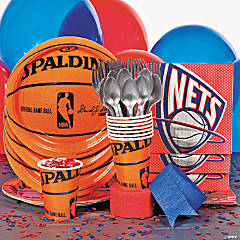 NBA® New Jersey Nets™ Party Supplies