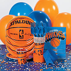 NBA® New York Knicks™ Party Supplies