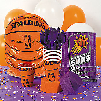NBA® Phoenix Suns™ Basic Party Pack