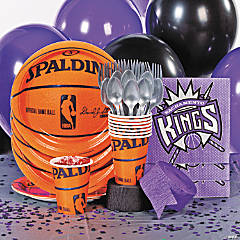 NBA® Sacramento Kings™ Party Supplies
