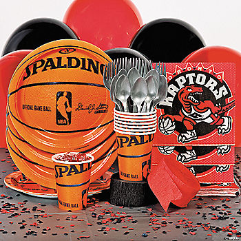 NBA® Toronto Raptors™ Basic Party Pack