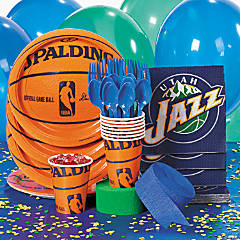 NBA® Utah Jazz™ Party Supplies