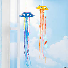 DIY Jellyfish Craft Project Idea