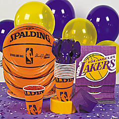 NBA® L.A. Lakers™ Party Supplies