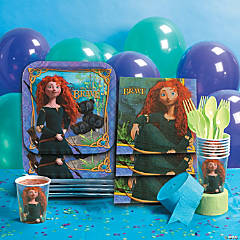 Disney's Brave Party Supplies