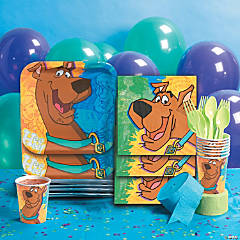 Scooby-Doo Mystery Party Supplies