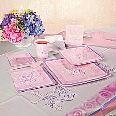 Pink Dove Party Supplies