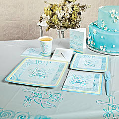Blue Dove Party Supplies