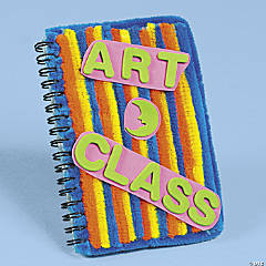 Colorful Color Notebook Idea