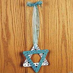 Star of David Ornaments Idea