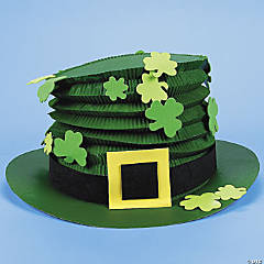 Leprechaun Accordian Hat Idea