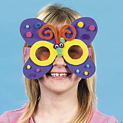 Butterfly Sunglasses Idea